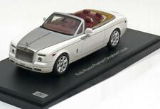 1:43 Kyosho Rolls Royce Phantom Drophead Coupe 2012 white/silver