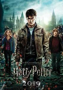Harry Potter Calendar Wall 2019 CAL19-HARR Grupo Erik