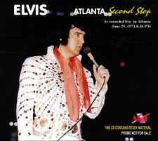 Elvis Collectors CD - Atlanta Second Stop