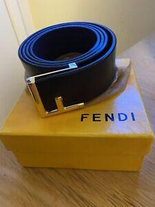 Fendi Belt With Original Box