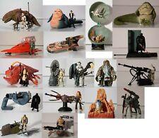 #2 Star Wars Espacial / Beast Pack Sets Figura Suelto / Loose Elegir: No Usado