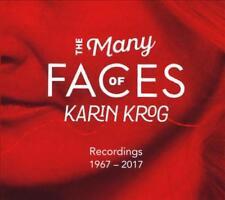 KARIN KROG - THE MANY FACES OF KARIN KROG * NEW CD