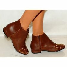 Unbranded Slim Heel Casual Boots for Women