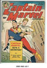Captain Marvel Adventures #67 (Nov 1946, Fawcett) f