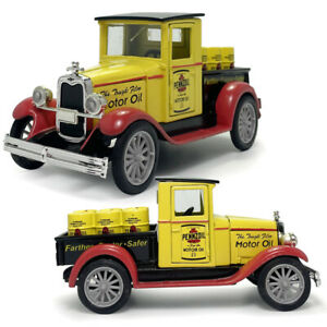 1928 Chevrolet Chevy Pickup Truck Vintage Oil 1/32 Model Car Diecast Toy Gift