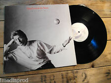 HUEY LEWIS AND THE NEWS SMALLWORLD LP 33T VINYLE EX COVER EX