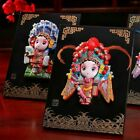 1X Chinese Peking Beijing Opera Mask Toy Facial Souvenir Gift Decor Retro Crafts