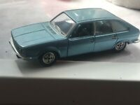 Original 1970`s Solido - Made in France - #30   Renault 30 TS  Metallic Blue