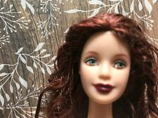 BARBIE DOTW PRINCESS OF IRELAND REDHEAD BEAUTY DOLL