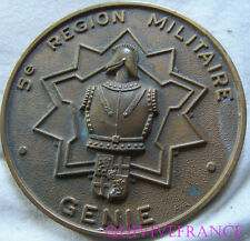 MED5056 - MEDAILLE 5e REGION MILITAIRE - GENIE