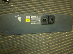 Precor C954 Treadmill circuit board control on/Off switch panel.