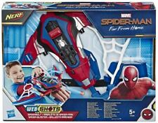 Marvel Spider-man Web Shots Spiderbolt Nerf Powered Blaster