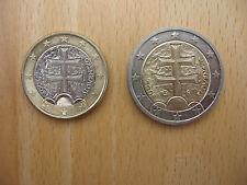 Einzelne Kursmünzen Aus Der Slowakei Euro Gut Günstig Kaufen Ebay