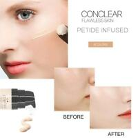15ml Hide Blemish Cream Concealer Liquid Cover Dark Eye Circle Face Makeup---