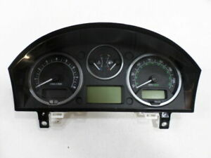 2004-2009 LAND ROVER LH3 / LR3 SPORT DISCOVERY INSTRUMENT CLUSTER REPAIR