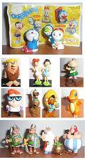 Stock 14 Mini Figures Flintstones Speedy Gonzales Scooby Dexter Rugrats Asterix