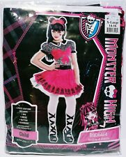 Monster High Costume Draculaura Dracula's Daughter Cosplay Dress-up XL 14-16 NEW