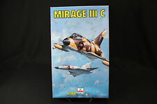 YA023 ESCI 1/48 maquette avion 4087 Mirage III C