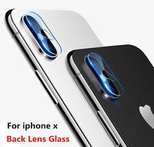 LP10 Tempered Glas Schutz Folie für iPhone X 10  Kamera Linsenschutz Echtglas