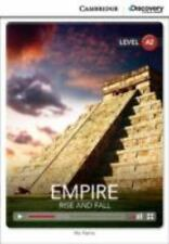 Empire: Rise And Fall Low Intermediate Book With Online Access (cambridge Dis...