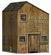 Little House on the Prairie:Complete Series(Remastered,DVD,9 Seasons+3 Specials)