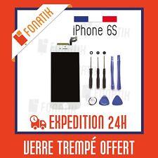 ECRAN LCD POUR IPHONE 6S BLANC + VITRE TACTILE SUR CHASSIS + KIT OUTILS OFFERT!