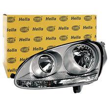 Original Hella Scheinwerfer rechts für VW Golf V // Jetta III / mit Stellmotor