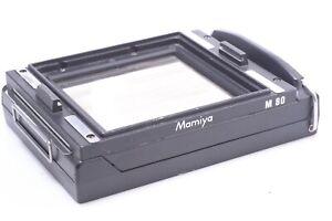 ✅ MAMIYA RB67 M80 POLAROID FILM PACK BACK CAMERA CLEAN & WORKS