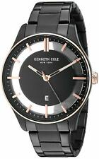 Kenneth Cole New York Transparency Men's Quartz Watch - KC50919001 NEW