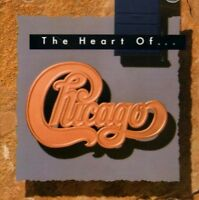 THE HEART OF CHICAGO - GREATEST HITS CD - IF YOU LEAVE ME NOW / LOOK AWAY +