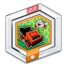 Disney Infinity 2.0 Sleepy Hollow Mr. Toad's Motorcar Toy Box Power Disc