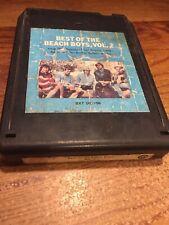 Beach Boys / Best Of The Beach Boys, Vol.2 Capitol Records 8 Track Tape