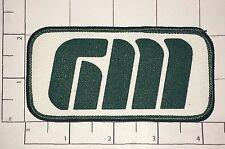 GM Truck Driver Patch - vintage