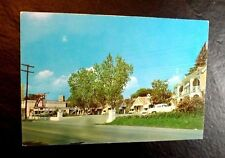 ONE GIANT SIZED UNUSED POST CARD MOTEL DIXIANA IN VICKSBURG, MISSISSIPPI UNDATED