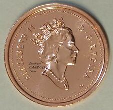 1998 W Canada Proof-Like Winnipeg 1 Cent