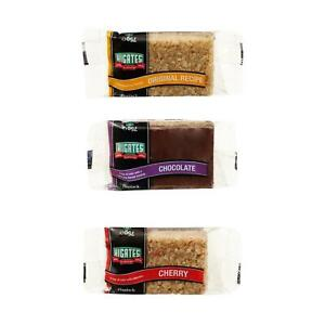 Higates Flapjack KIT 3 Products, Cherry, Chocolate Coated, Plain and Delicious
