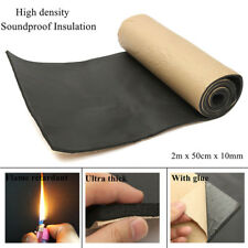 2Mx50cm High Density Soundproof Waterproof Insulation Thermal Closed Cell Foam
