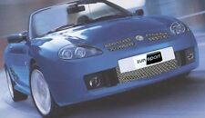 Zunsport MG TF 2002-2004 Front Stainless Steel Grill Set