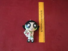 NEW - Vintage Powerpuff Girls Buttercup 6 inch plush  Applause 2000 With Tag