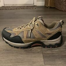 Cabelas Outdoor Shoes Mens US Size 12 M Hiking Sports Water Leather Upper M818