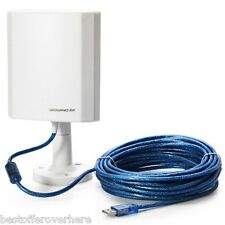 LeGuang LG - N120 Outdoor USB 150Mbps WiFi Wireless Adapter with Antenna