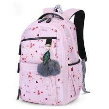 Girls School Backpacks Korean Style Children School Bags Large Capacity Flower