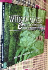 Widow-Makers & Rhododendrons,Hubbard,VG,SB,2000, First    R