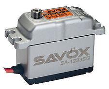 Savöx Sa-1283sg High Torque Stahl Getriebe Servo Savox