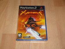 XYANIDE RESURRECTION DE PLAYLOGIC PARA LA SONY PS2 NUEVO PRECINTADO
