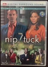 Nip/Tuck : Season 4 (DVD, 2008) Episodes 4-6 R4 Australia VG Free Shipping