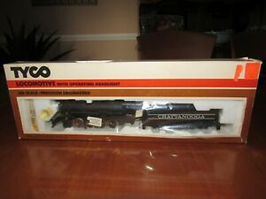 Tyco Ho Chattanooga Train 245 - 15 In Box Nice Condition