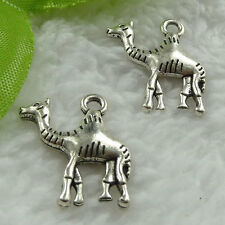Free Ship 70 pcs tibet silver ship of the desert charms 22x15mm #953
