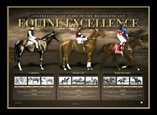 PHAR LAP EQUINE EXCELLENCE CARBINE, MAKYBE DIVA LIMITED EDITION PRINT