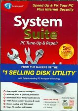 System Suite PC Tune-Up & Repair -  Product Key for 5 PCs